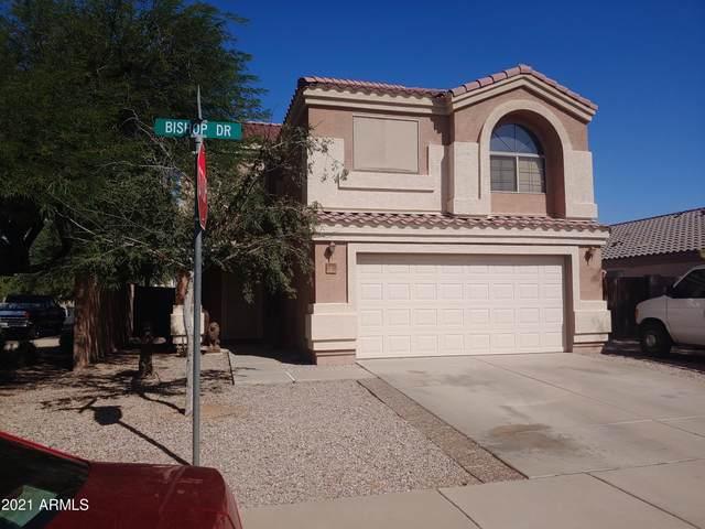 1624 E Bishop Drive, Casa Grande, AZ 85122 (MLS #6307814) :: Yost Realty Group at RE/MAX Casa Grande