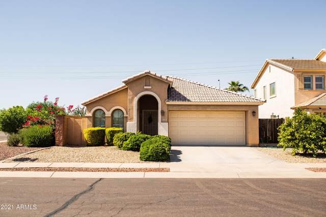 2750 N 106TH Lane, Avondale, AZ 85392 (MLS #6307830) :: Elite Home Advisors