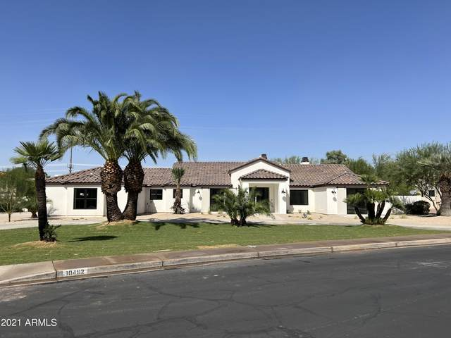 10492 N 106TH Place, Scottsdale, AZ 85258 (MLS #6307842) :: TIBBS Realty