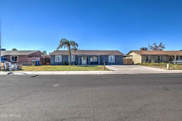 2520 N 61ST Avenue, Phoenix, AZ 85035 (MLS #6307845) :: The Helping Hands Team