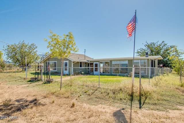 6701 S Iron Springs Road, Skull Valley, AZ 86338 (MLS #6307852) :: The Newman Team