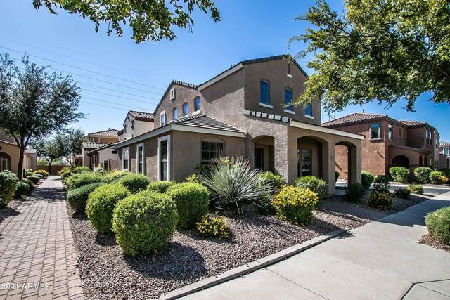 2861 E Bart Street, Gilbert, AZ 85295 (MLS #6307855) :: The Laughton Team