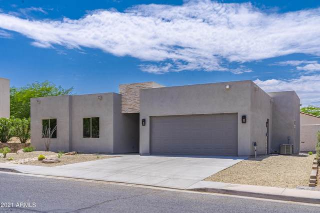 660 S Desert Canyon Road, Wickenburg, AZ 85390 (MLS #6307871) :: The Luna Team