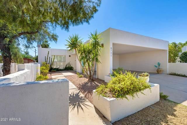 8791 E Via De Sereno Street, Scottsdale, AZ 85258 (MLS #6307874) :: The Newman Team