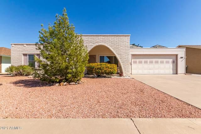 15637 N Meadow Park Drive, Sun City, AZ 85351 (MLS #6307875) :: The Helping Hands Team