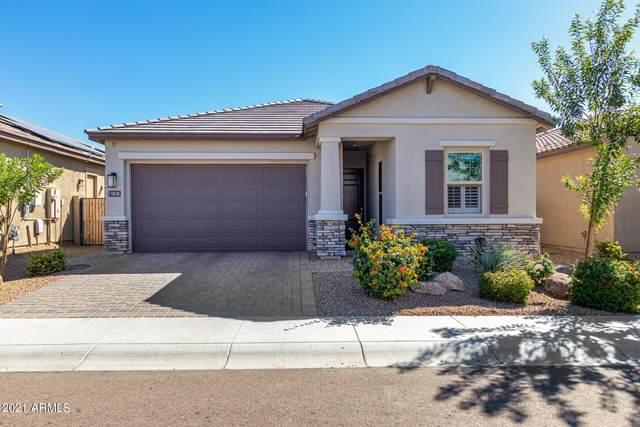18135 N 66TH Way, Phoenix, AZ 85054 (MLS #6307881) :: The Bole Group | eXp Realty