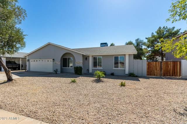 2353 E Hampton Avenue, Mesa, AZ 85204 (MLS #6307891) :: The Laughton Team