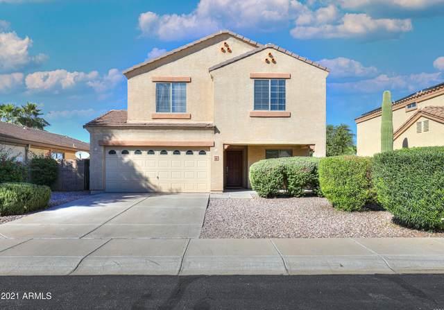 562 E Dragon Springs Drive, Casa Grande, AZ 85122 (MLS #6307895) :: Elite Home Advisors