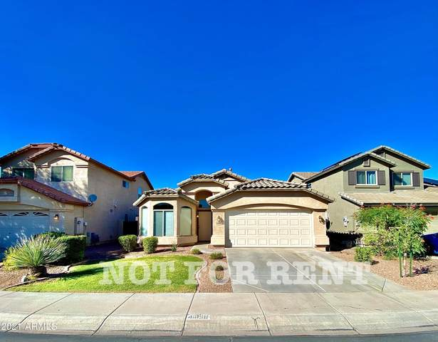 41898 W Colby Drive, Maricopa, AZ 85138 (MLS #6307903) :: The Helping Hands Team
