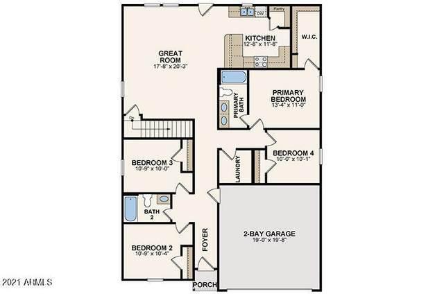 241 S Apache Avenue, Eloy, AZ 85131 (MLS #6307916) :: Conway Real Estate