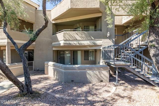 1720 E Thunderbird Road #1054, Phoenix, AZ 85022 (MLS #6307922) :: The Daniel Montez Real Estate Group