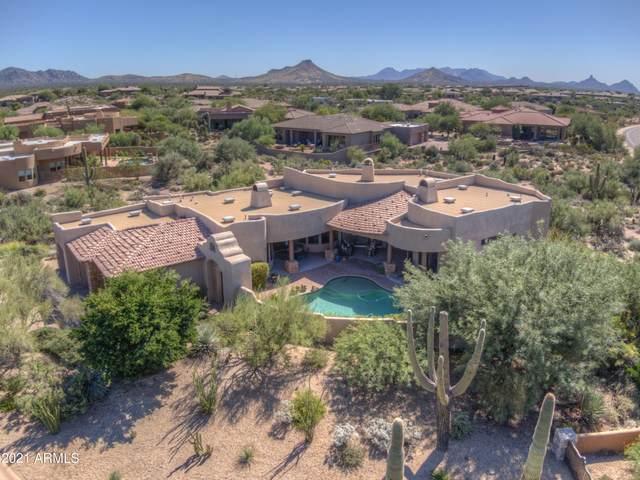 9727 E Cavalry Drive, Scottsdale, AZ 85262 (MLS #6307929) :: Elite Home Advisors