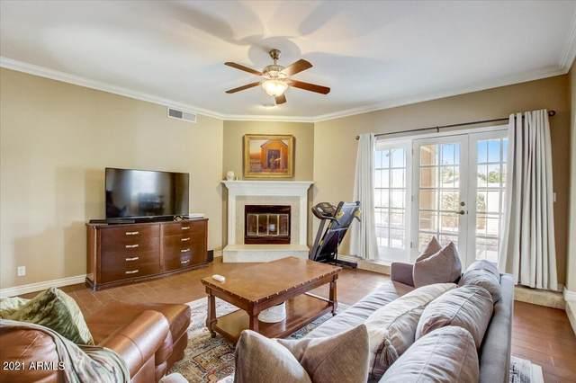 1610 N Stapley Drive #101, Mesa, AZ 85203 (MLS #6307938) :: Hurtado Homes Group