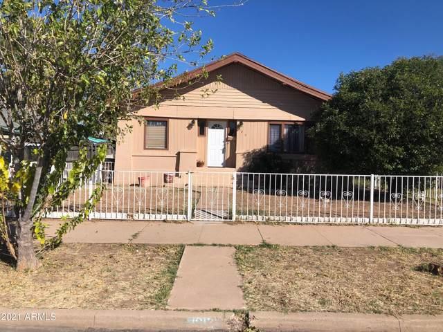 1012 E 8th Street, Douglas, AZ 85607 (MLS #6307954) :: Elite Home Advisors