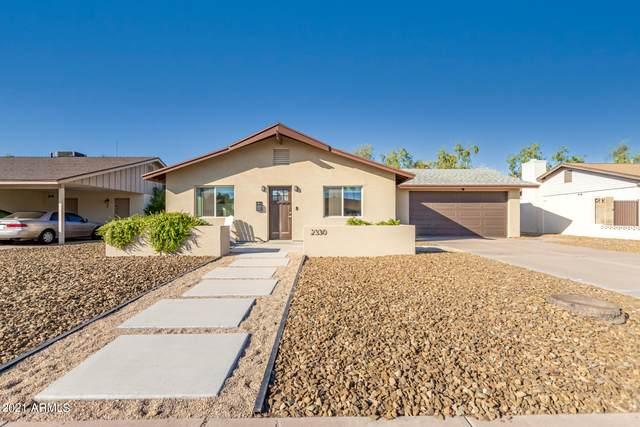 2330 E Pebble Beach Drive, Tempe, AZ 85282 (MLS #6307980) :: The Daniel Montez Real Estate Group