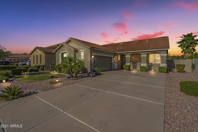 20865 S 214TH Place, Queen Creek, AZ 85142 (MLS #6307982) :: The Luna Team