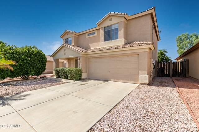 13018 N 130TH Lane, El Mirage, AZ 85335 (MLS #6307986) :: Conway Real Estate