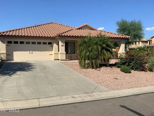 1114 E Shari Street, San Tan Valley, AZ 85140 (MLS #6307989) :: Klaus Team Real Estate Solutions