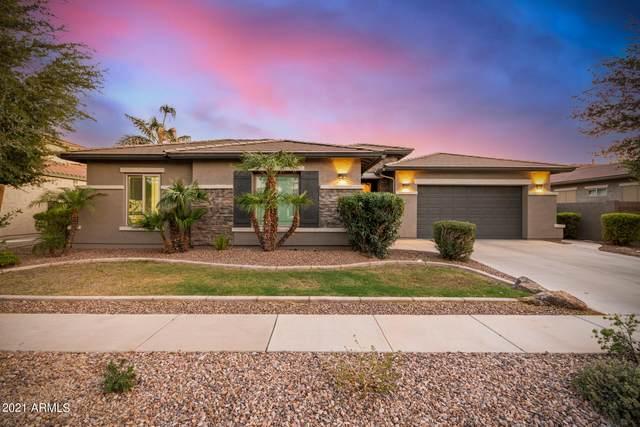 647 E Runaway Bay Place, Chandler, AZ 85249 (MLS #6307996) :: The Daniel Montez Real Estate Group