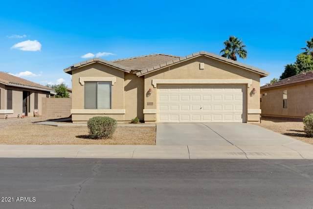 42394 W Oakland Drive, Maricopa, AZ 85138 (MLS #6307997) :: Elite Home Advisors