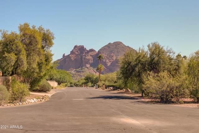 3801 E Solano Drive, Paradise Valley, AZ 85253 (MLS #6307998) :: The Daniel Montez Real Estate Group