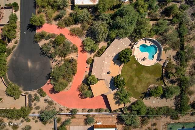 3801 E Solano Drive, Paradise Valley, AZ 85253 (MLS #6308013) :: The Daniel Montez Real Estate Group