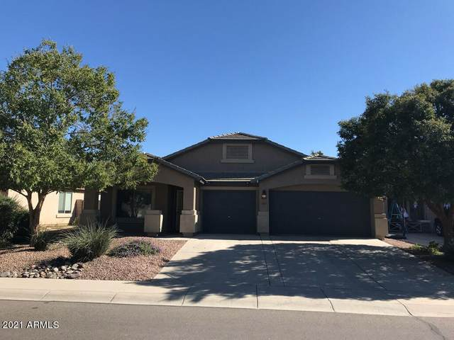 907 E Shari Street, San Tan Valley, AZ 85140 (MLS #6308017) :: The Laughton Team