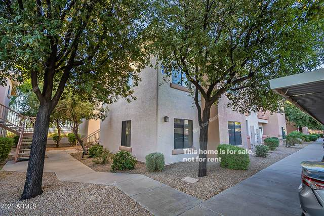 10030 W Indian School Road #112, Phoenix, AZ 85037 (MLS #6308025) :: Hurtado Homes Group