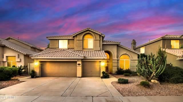5150 W Laredo Court, Chandler, AZ 85226 (MLS #6308038) :: Hurtado Homes Group