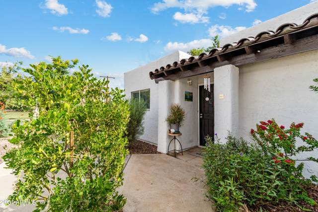 2401 N 70TH Street F, Scottsdale, AZ 85257 (MLS #6308039) :: The Property Partners at eXp Realty