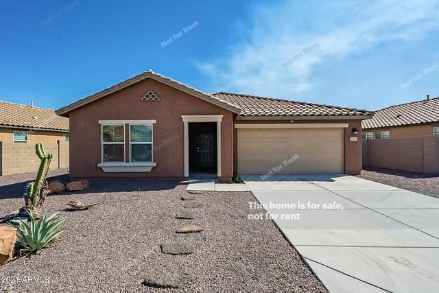 7551 W Darrel Road, Laveen, AZ 85339 (MLS #6308052) :: Yost Realty Group at RE/MAX Casa Grande
