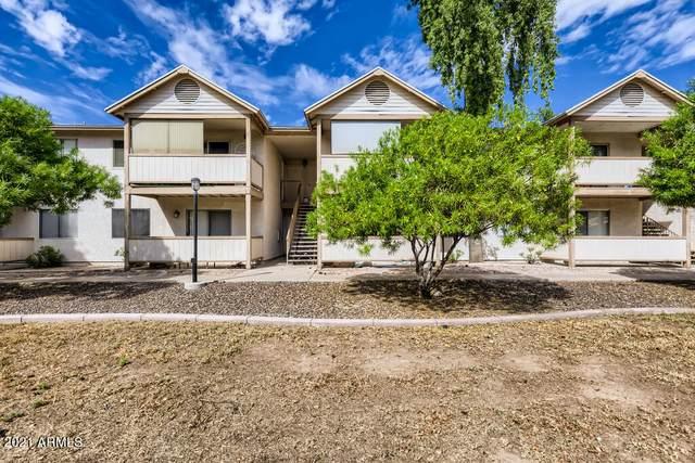 616 S Hardy Drive #121, Tempe, AZ 85281 (MLS #6308057) :: The Newman Team