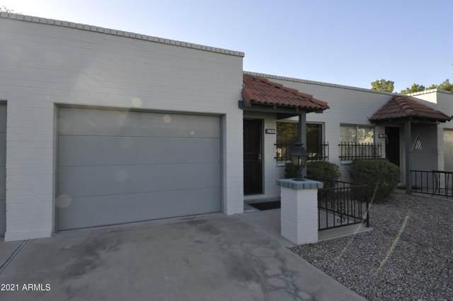 4328 E Capri Avenue #167, Mesa, AZ 85206 (MLS #6308062) :: Hurtado Homes Group