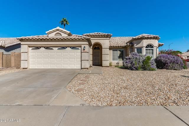 4804 W Taro Drive, Glendale, AZ 85308 (MLS #6308065) :: The Luna Team