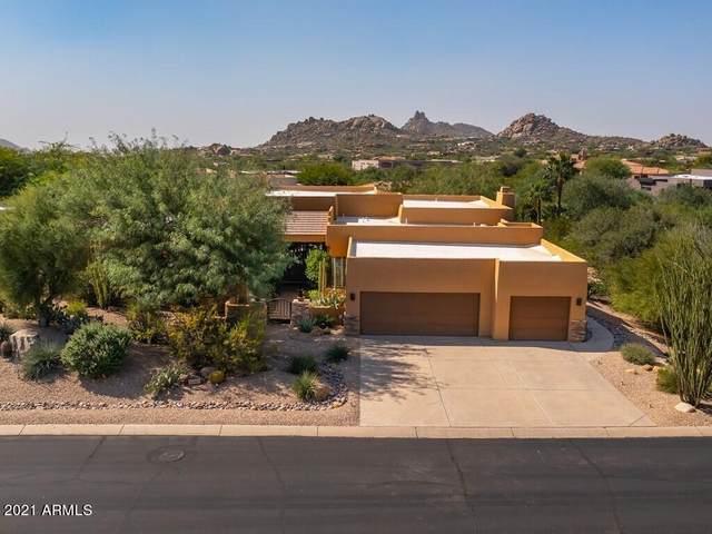 10949 E Dale Lane, Scottsdale, AZ 85262 (MLS #6308066) :: Dijkstra & Co.