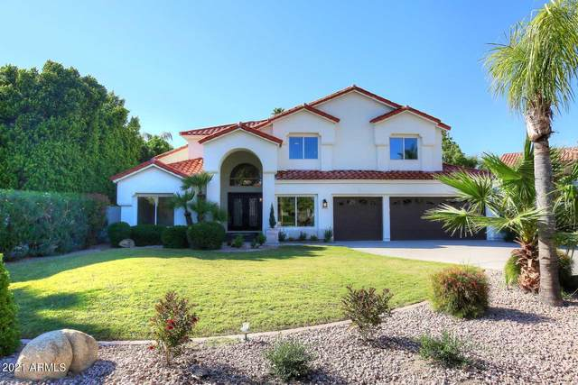 9092 N 108TH Way, Scottsdale, AZ 85259 (MLS #6308071) :: The Helping Hands Team