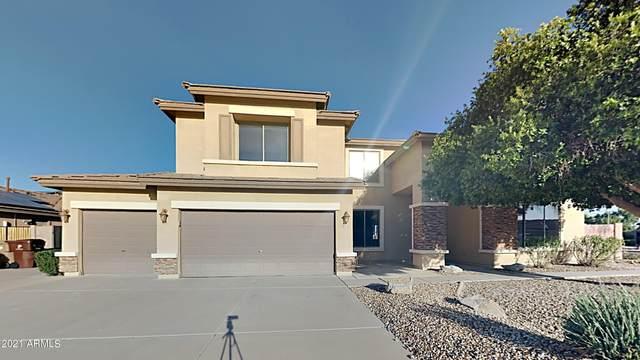 20737 N 87TH Drive, Peoria, AZ 85382 (#6308089) :: AZ Power Team