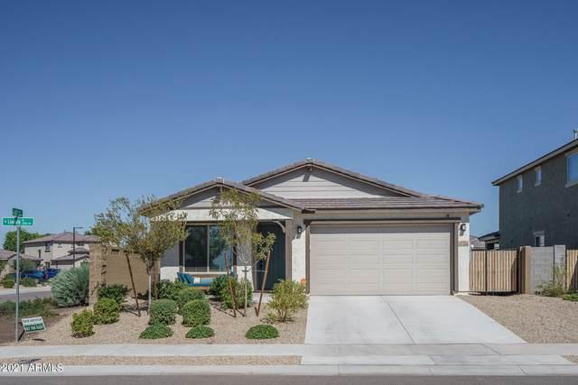 17168 W Lincoln Street, Goodyear, AZ 85338 (MLS #6308112) :: The Laughton Team
