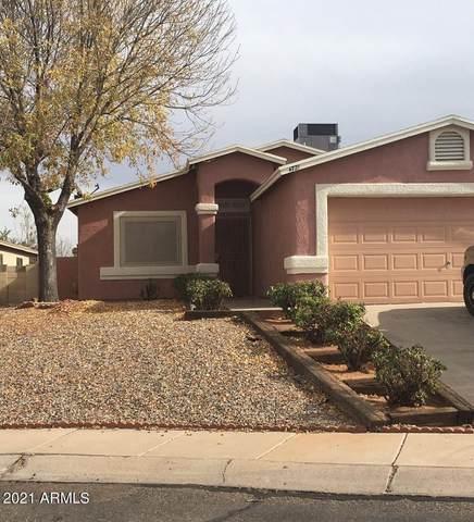 4721 Territorial Loop, Sierra Vista, AZ 85635 (MLS #6308115) :: Conway Real Estate