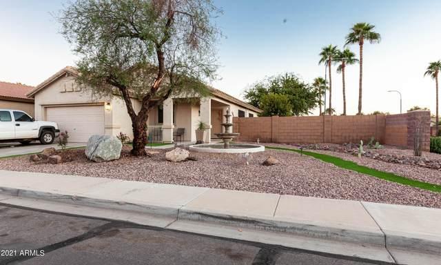11197 W Coronado Road, Avondale, AZ 85392 (MLS #6308135) :: The Dobbins Team