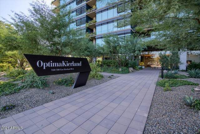 7180 E Kierland Boulevard #216, Scottsdale, AZ 85254 (MLS #6308143) :: Dave Fernandez Team | HomeSmart