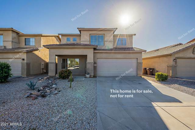 1273 W Mesquite Tree Lane, San Tan Valley, AZ 85143 (MLS #6308158) :: Klaus Team Real Estate Solutions