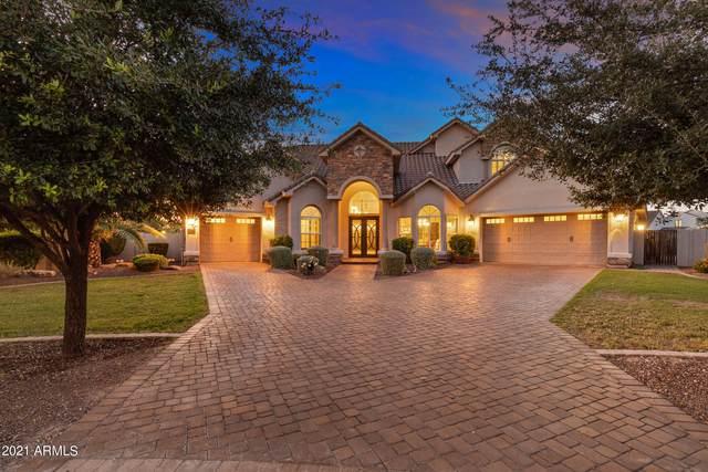 302 E Pecan Place, Tempe, AZ 85284 (MLS #6308163) :: The Daniel Montez Real Estate Group