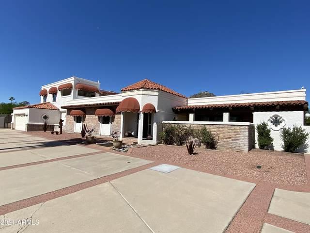 4414 E Lincoln Drive, Paradise Valley, AZ 85253 (MLS #6308167) :: The Newman Team