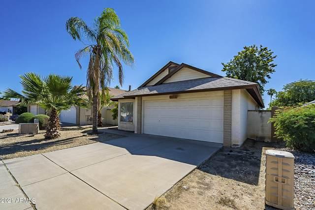 1813 E Bluefield Avenue, Phoenix, AZ 85022 (MLS #6308177) :: The Luna Team