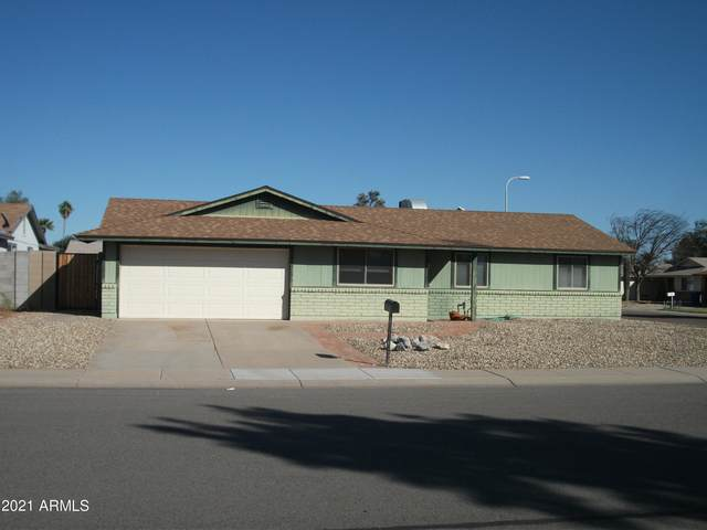 2011 N Central Drive, Chandler, AZ 85224 (MLS #6308192) :: Hurtado Homes Group