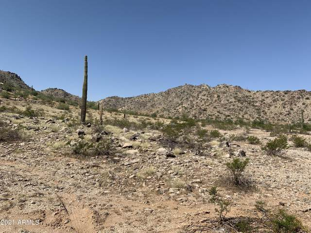 0 W Prickly Pear Road, Maricopa, AZ 85139 (MLS #6308193) :: The Helping Hands Team