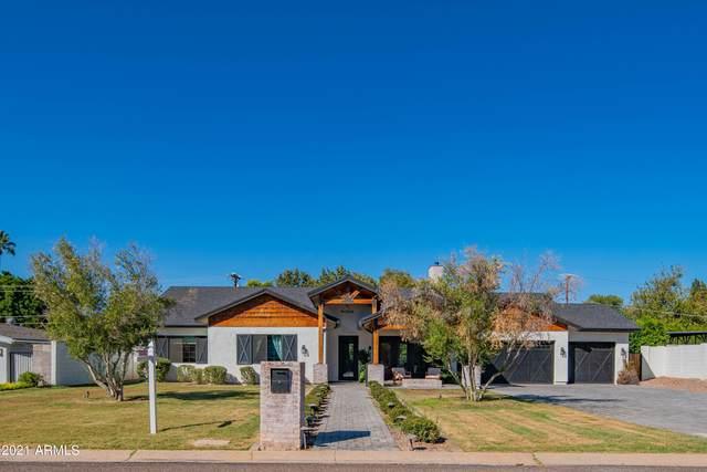 3826 E Coolidge Street, Phoenix, AZ 85018 (MLS #6308194) :: The Property Partners at eXp Realty
