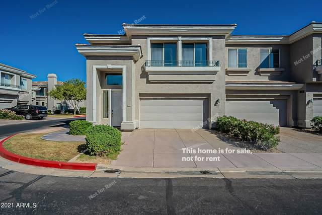 8180 E Shea Boulevard #1008, Scottsdale, AZ 85260 (MLS #6308196) :: The Luna Team