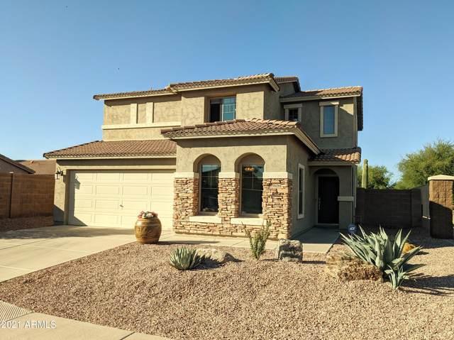 25606 W Satellite Lane, Buckeye, AZ 85326 (MLS #6308197) :: Hurtado Homes Group